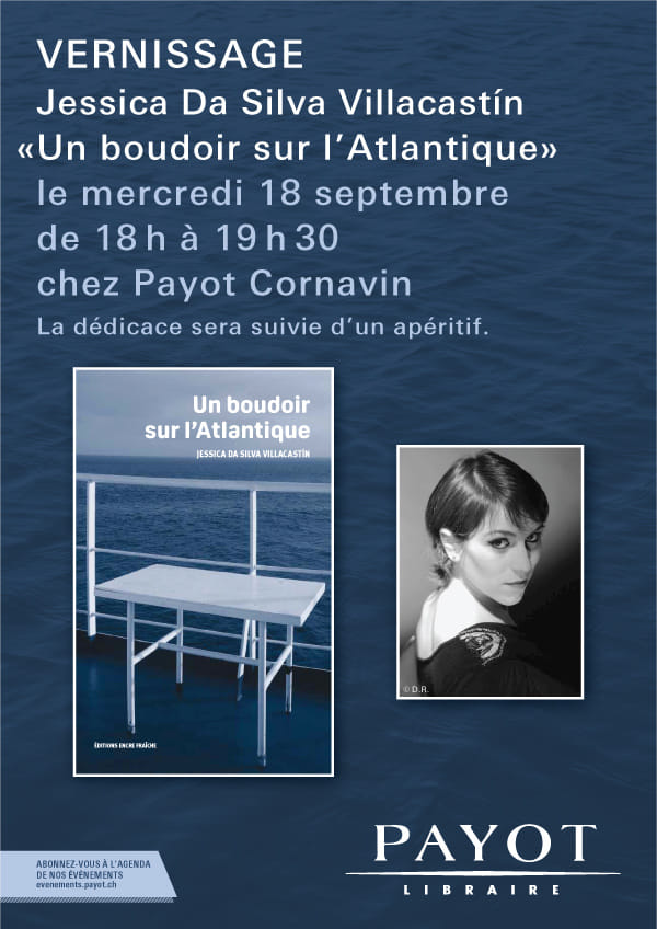 Vernissage - Un boudoir sur l'Atlantique